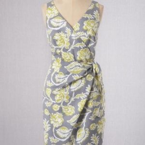Boden Faux Wrap Dress.